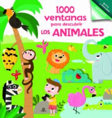 1000 ventanas para descubrir los animales-9788466234696