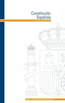 constitucion española-9788434019881