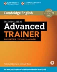 advanced trainer six practice tests with answers with audio (2nd ed.)-9781107470279