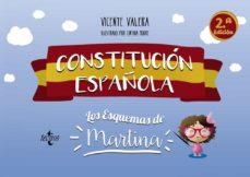 constitucion española: los esquemas de martina-vicente valera-9788430973415