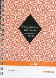 constitucion española-9788491974895