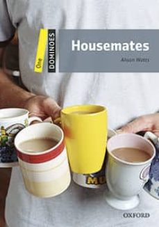 dominoes 1. housemates (+ mp3)-9780194639408