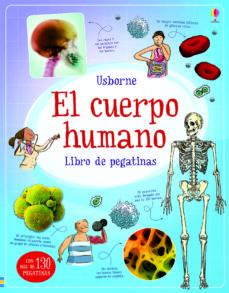el cuerpo humano: libro de pegatinas-alex frith-9781474964159