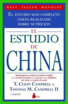 el estudio de china-t. colin campbell-thomas m. campbell ii-9788478087945