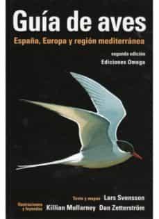 guia de aves. españa, europa y región mediterránea-lars svensson-9788428215336