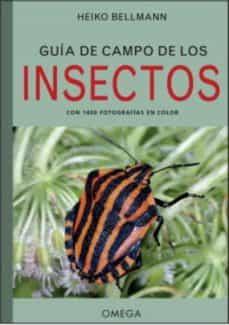 guia de campo de los insectos 2019-heiko bellmann-9788428217156