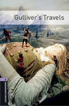 oxford bookworms library 4. gulliver s travels (+ mp3)-jonathan swift-9780194621069