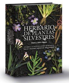 herbario de plantas silvestres-pierre vignes-delia vignes-9788417720605