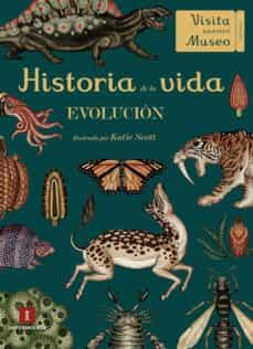historia de la vida: evolucion-katie scott-9788417115425