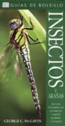 insectos y arañas (guias de bolsillo)-george mcgavin-9788428212434