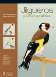 jilgueros y especies afines-rafael cuevas martinez-9788425517273