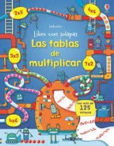 las tablas de multiplicar-9781409573401
