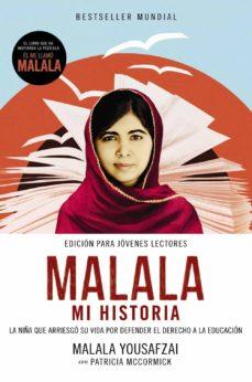 malala. mi historia-malala yousafzai-patric mccormick-9788491041917