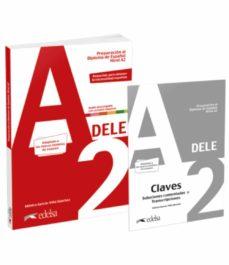 pack preparacion al dele a2. edicion 2020-monica maria garcia-viño sanchez-9788490817230