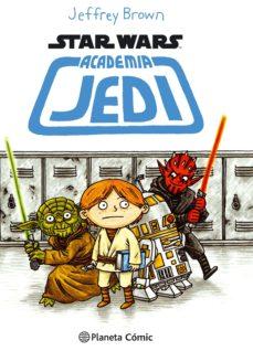 star wars academia jedi nº 01/03-jeffrey brown-9788415921677