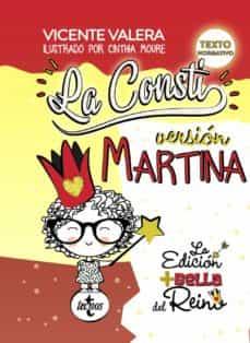 """""""la consti"""" versión martina-vicente valera-9788430975334"""
