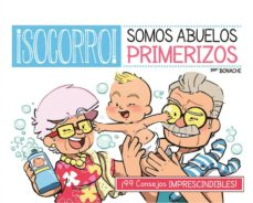 ¡socorro! somos abuelos primerizos-9788490948927