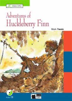 adventures of huckleberry finn with cd a2-b1 green apple-mark twain-9788468250038
