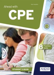 ahead with cpe (proficiency). 8 practice tests student s book with mp3 audio cd & skills builder-9788898433711
