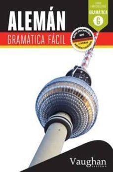 alemán gramática fácil-claudia martinez-9788416094738