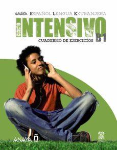 anaya ele intensivo b1: cuaderno de ejercicios-9788466793674
