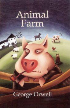 animal farm-george orwell-9780582434479