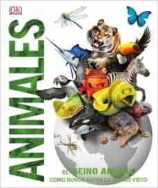 animales: el reino animal como nunca antes lo habias visto con increibles ilustraciones 3d-9780241300992