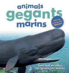animals gegants marins-marie greenwood-9788466138659