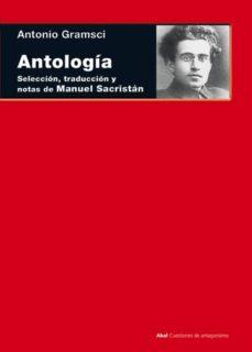 antologia-antonio gramsci-9788446037934