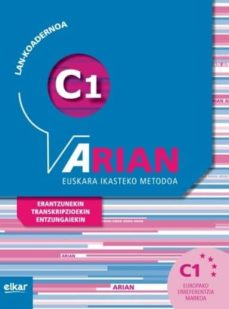 arian c1 lan koadernoa (+erantzunak)-9788490279021