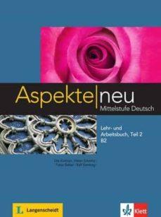 aspekte neu b2 tomo 2 alum+ejer+cd-9783126050289