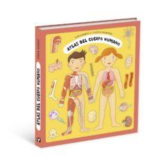 atlas del cuerpo humano: exploremos el cuerpo humano-toomas tuma-9788000054032