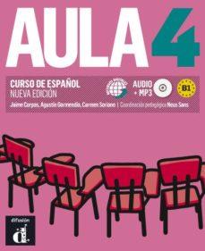 aula 4 libro del alumno+cd nueva edición-9788415620839