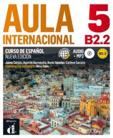 aula internacional 5 nueva edición b2.2-9788415846802