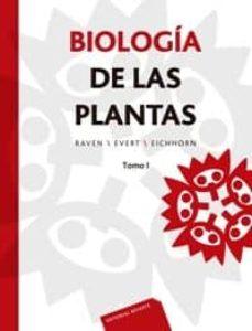 biologia de las plantas-peter h. raven-ray f. evert-susan e. eichhorn-9788429118414