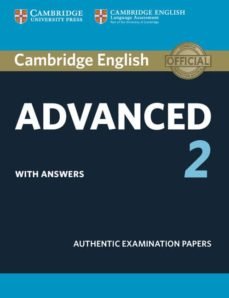 cambridge english: advanced (cae) 2 student s book with answers-9781316504505