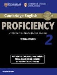 cambridge english proficiency 2 student s book with answers-9781107686939