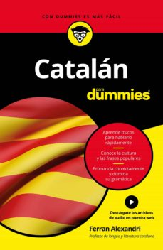 catalan para dummies-ferran alexandri palom-9788432904264