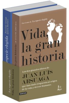 cdl premium vida, la gran historia + la especia elegida-juan luis arsuaga-8432715118206
