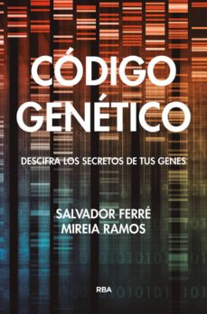 codigo genetico-salvador ferre-mireia ramos-9788491874171