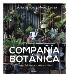 compañía botánica-cecilia bernard-9788417338886