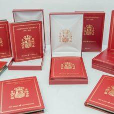 constitución española 1978-2018: 40 años de convivencia-9788494776359