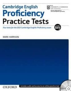 cambridge english proficiency (cpe): practice tests with key-9780194577366