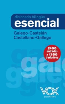 diccionario esencial galego-castelán / castellano-gallego (3ª ed. )-9788499743134