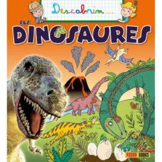 dinosaures (descobrim)-emilie beaumont-9788491673897