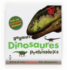dinosaures, gegants prehistòrics-marie greenwood-9788466130837