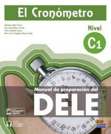 el cronometro c1-alejandro bech tormo-ana isabel blanco picado-carlos salvador garcia-9788498484120