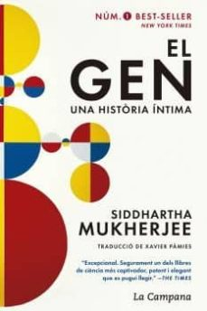 el gen: una història íntima-siddhartha mukherjee-9788416863150