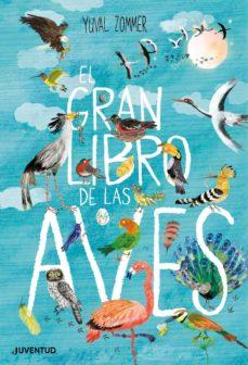el gran libro de las aves-yuval zommer-9788426145833