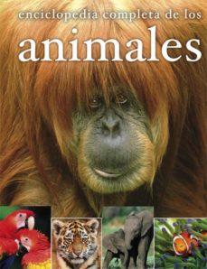 enciclopedia completa de los animales-9788467535563